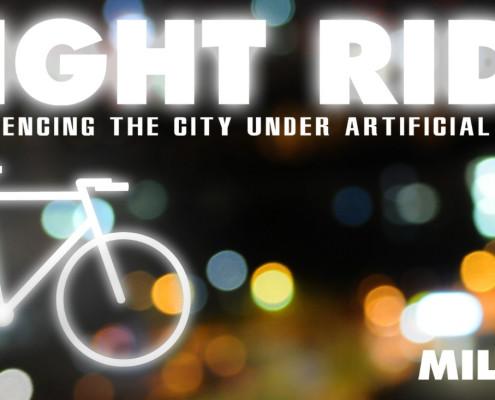 Light ride Milano
